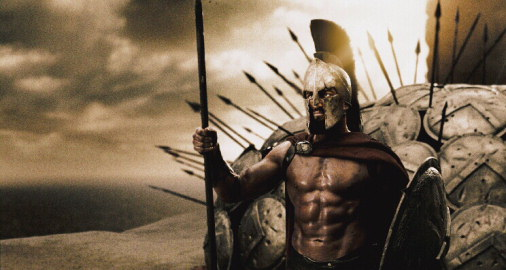 So how historically correct is 300? (Source: Warner Bros.)