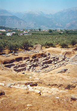 The ruins of Sparta. (Thomas Ihle)